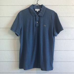 Lacoste Izod Polo Shirt L Short Sleeve